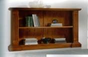 Klasikiniu baldu gamyba Batų dėžės art 161/A Knygų spinta
