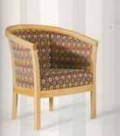 Klasikiniu baldu gamyba Batų dėžės art 0160P Fotelis