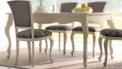 Klasikiniu baldu gamyba Batų dėžės art 1007t Stalas. Prasiilgina
