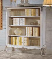 Klasikiniu baldu gamyba Batų dėžės art 716 Knygų lentyna