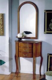 Klasikiniu baldu gamyba Batų dėžės art 115 Konsolė
