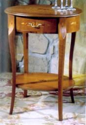 Klasikiniu baldu gamyba Batų dėžės art 127 Staliukas