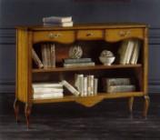 Klasikiniu baldu gamyba Batų dėžės art 286 Knygų lentyna