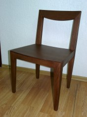 Klasikiniu baldu gamyba Batų dėžės art EC-008 Kėdė