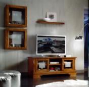 Klasikiniu baldu gamyba Batų dėžės art H107 TV baldas