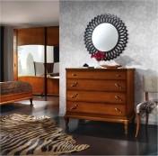Klasikiniu baldu gamyba COMO art 4108 Komoda