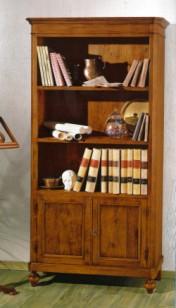 Klasikiniu baldu gamyba Knygų spintos art 1519/A Knygų spinta