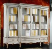 Klasikiniu baldu gamyba Knygų spintos art 730 Knygų spinta