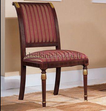 Sendinti baldai art 0129S Kėdė