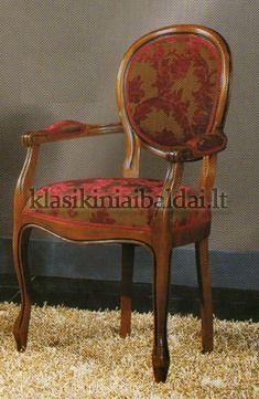 Sendinti baldai art 0205A Kėdė