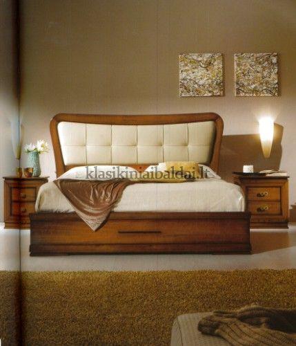 Sendinti baldai art 2077/A Lova
