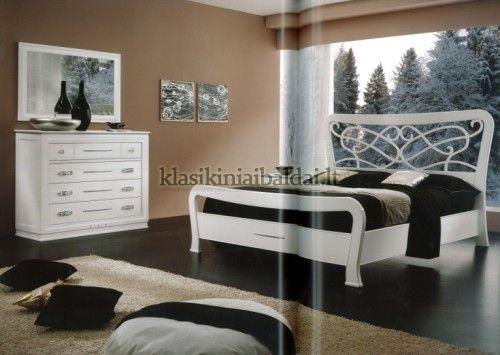 Sendinti baldai art 2113180 Lova