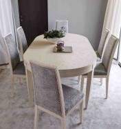 Sendinti baldai Stalai art 2070TF Stalas. Prasiilgina