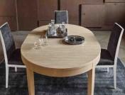 Sendinti baldai Stalai art 2071T Stalas apvalus. Prasiilgina