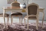 Sendinti baldai Stalai art H6107 Stalas prasiilgina