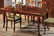 Sendinti baldai Stalai art H6218 Stalas prasiilgina