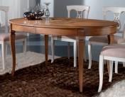 Sendinti baldai Stalai art H927 Stalas ovalus prasiilgina