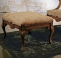 Sendinti baldai Suoliukai, pufai art 0776O Pufas