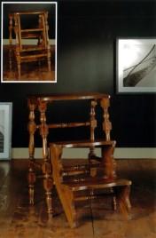 Sendinti klasikiniai baldai Kiti įvairūs baldai art 880 Laipteliai