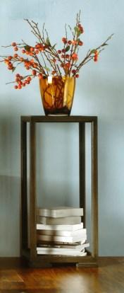 Sendinti klasikiniai baldai Kiti įvairūs baldai art EC-025 Gėlių stalelis
