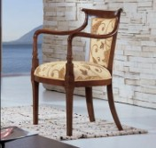 Sendinti klasikiniai baldai Seven Sedie art 0151P Krėslas