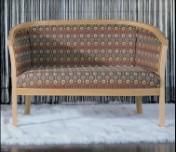 Sendinti klasikiniai baldai Seven Sedie art 0160D Suoliukas