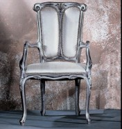 Sendinti klasikiniai baldai Seven Sedie art 0169A Kėdė
