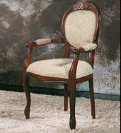 Sendinti klasikiniai baldai Seven Sedie art 0206A Kėdė