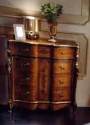 Sendinti klasikiniai baldai Seven Sedie art 0217F Komoda