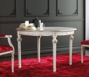 Sendinti klasikiniai baldai Seven Sedie art 0254TA01 Stalas