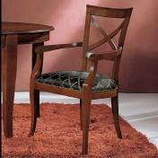 Sendinti klasikiniai baldai Seven Sedie art 0291A Kėdė