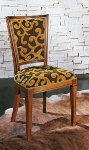 Sendinti klasikiniai baldai Seven Sedie art 0300S Kėdė