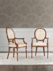 Sendinti klasikiniai baldai Seven Sedie art 0412A Kėdė