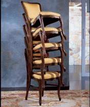 Sendinti klasikiniai baldai Seven Sedie art 0427S Kėdė