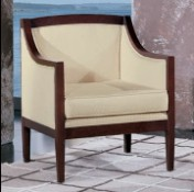 Sendinti klasikiniai baldai Seven Sedie art 9175P Fotelis