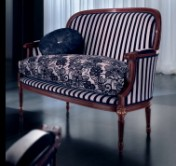 Sendinti klasikiniai baldai Seven Sedie art 9248D Suoliukas
