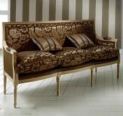 Sendinti klasikiniai baldai Seven Sedie art 9276E Suoliukas