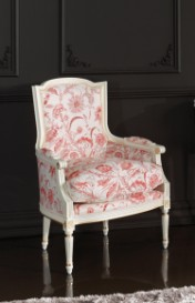 Sendinti klasikiniai baldai Seven Sedie art 9490P Krėslas
